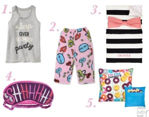 #TrendyTuesday- The Ultimate Guide To The Best Sleepover Bag!
