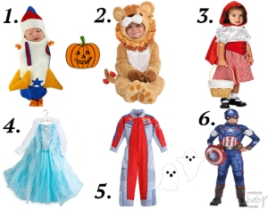 #TrendyTuesday- Hottest Halloween Costumes Boys & Girls